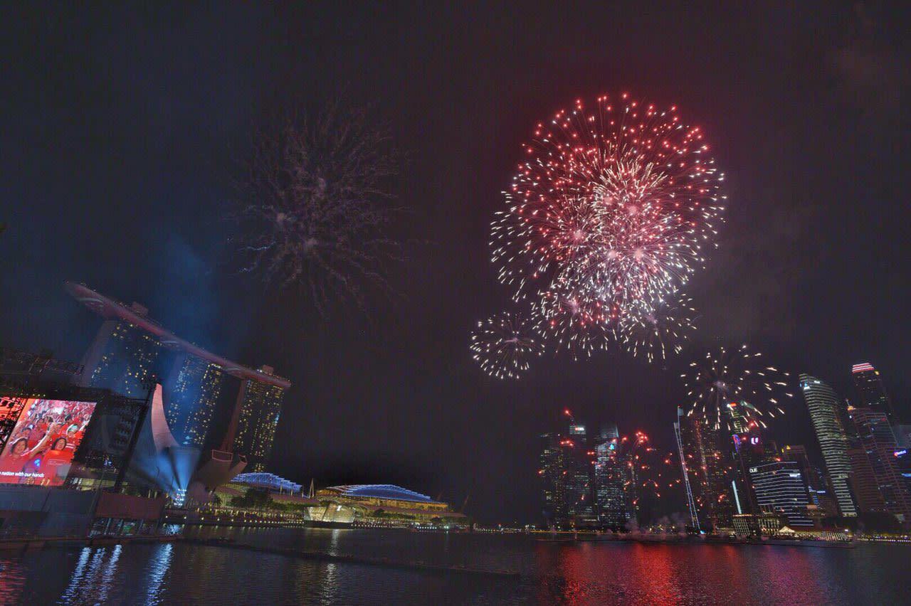 No Fireworks At Marina Bay During New Year Countdown