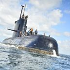 Argentinian submarine wreck found a year after going missing with 44 crew members on board