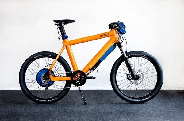 Grace One electric bicycle is ready for purchase, our bank accounts are still preparing (video)