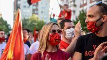 Polarised North Macedonia votes amid virus surge