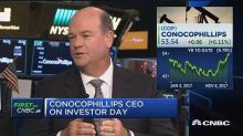 ConocoPhillips CEO says oil producers need to gear up for volatility