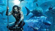 Confira o primeiro pôster do filme solo do Aquaman