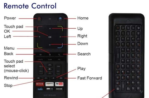 Netgear's NeoTV Prime (GTV100) is the latest Google TV box outed by FCC filings (update: pictures!)