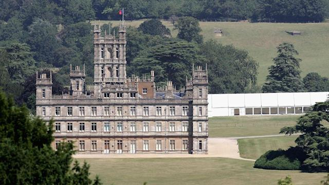 How Much for Dinner at 'Downton Abbey' Castle?