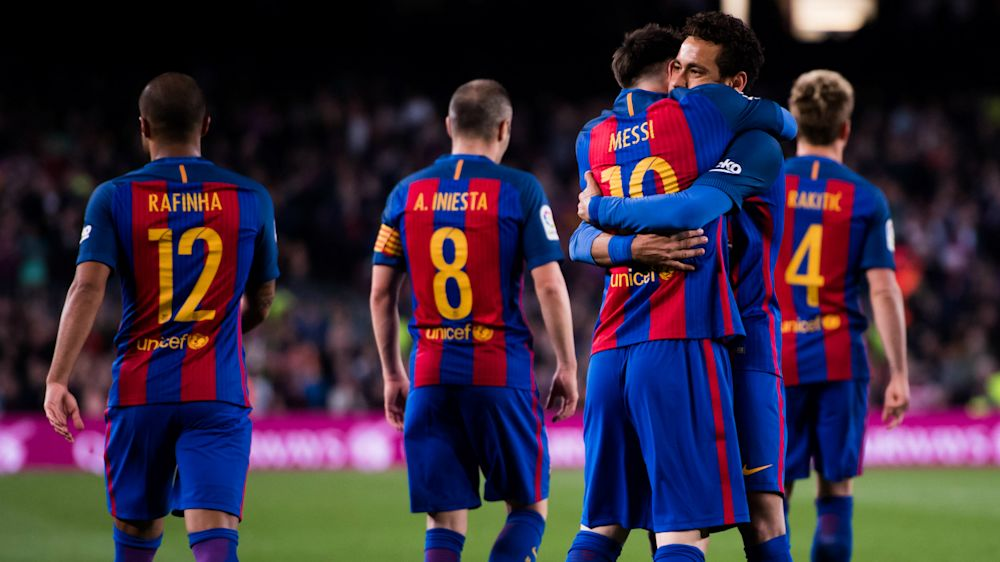 ¿Cuando juega el Barcelona contra el Granada?