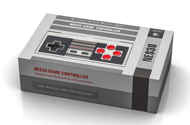 Joystiq Deals: NES30 Bluetooth controller
