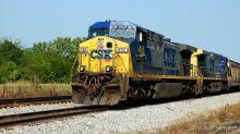 CSX: Intermodal Weakness Hurt Rail Traffic Volume in Week 22
