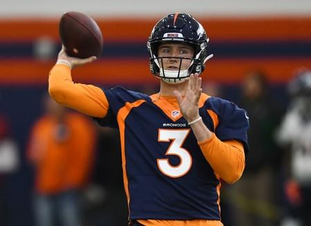 Report: Broncos in stalemate with second-round QB Lock