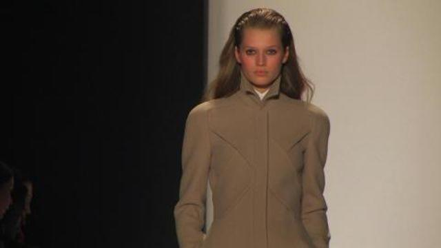 Style.com Fashion Shows - Narciso Rodriguez: Fall 2009 Ready-to-Wear