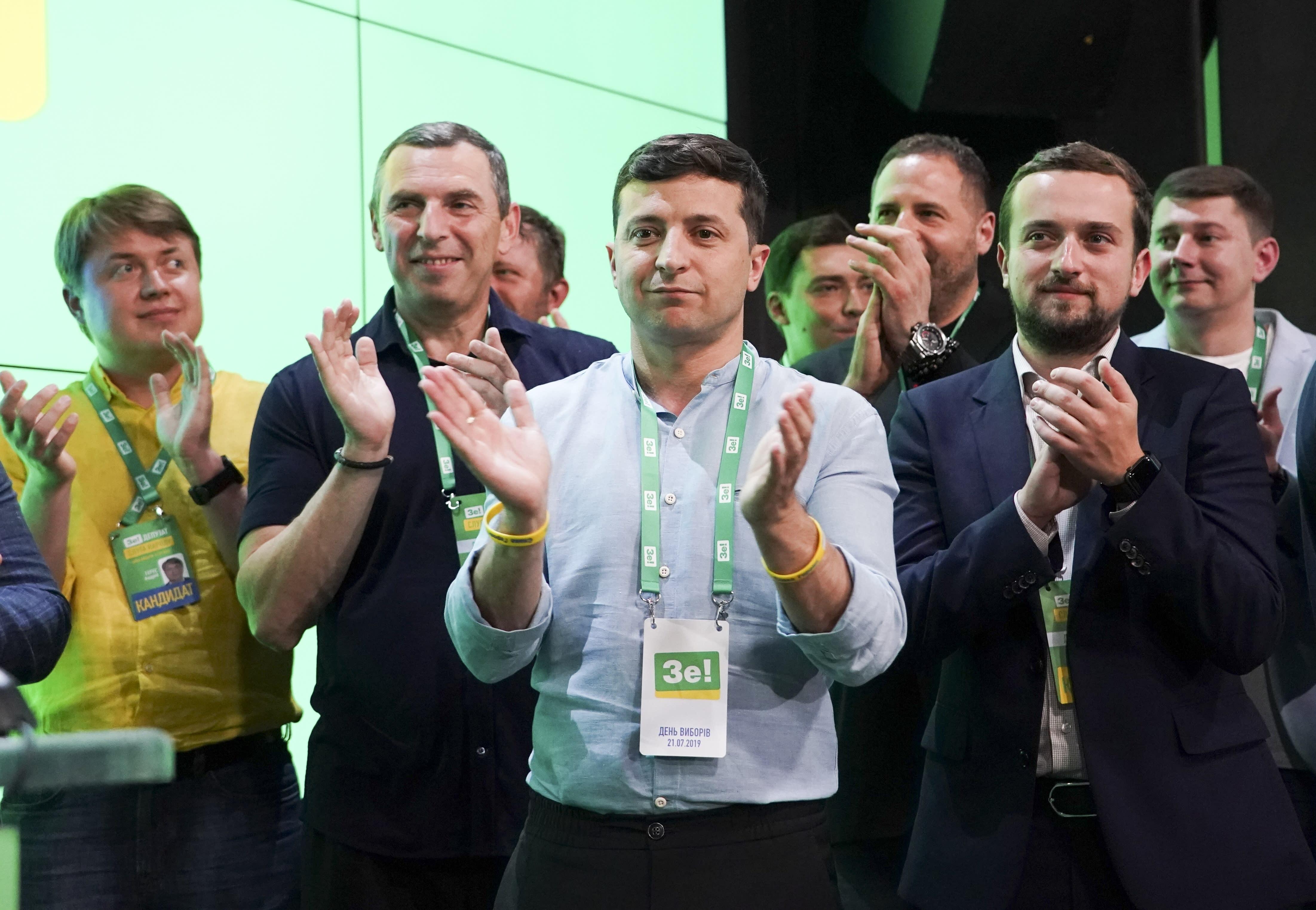 Ukraine Election