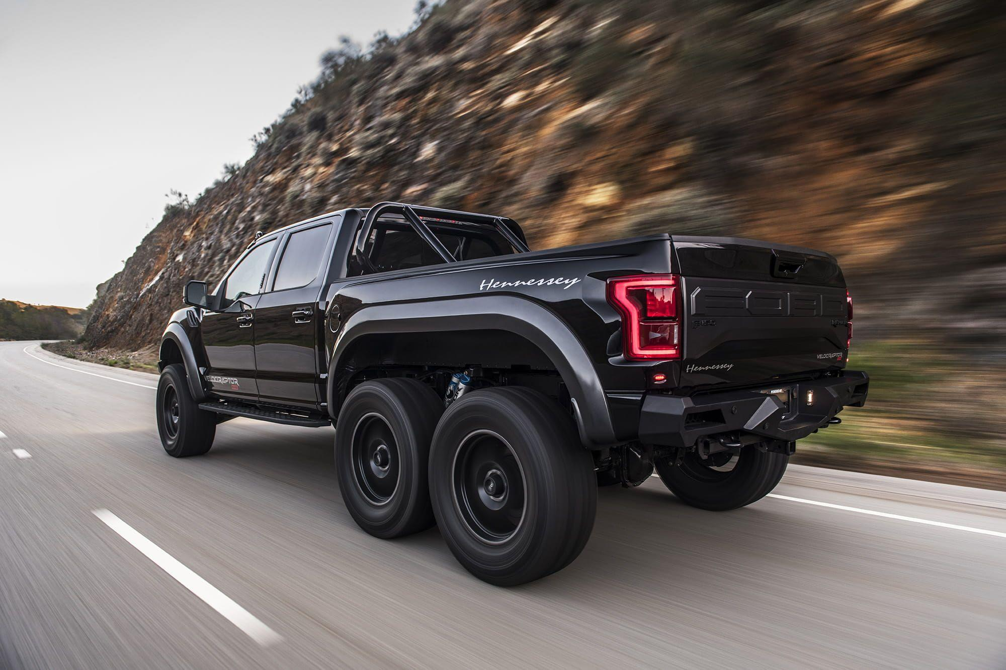 "<p>Some of these pickups are impractical, others are too fast for their own good, but all are outrageous. Here are some of the wildest pickup trucks out there.</p><p><a class=""link rapid-noclick-resp"" href=""https://www.caranddriver.com/features/g32969563/ford-f-150-craziest-stunts-and-maneuvers/"" rel=""nofollow noopener"" target=""_blank"" data-ylk=""slk:F-ing Crazy: Stunts Featuring the Ford F-150"">F-ing Crazy: Stunts Featuring the Ford F-150</a></p>"