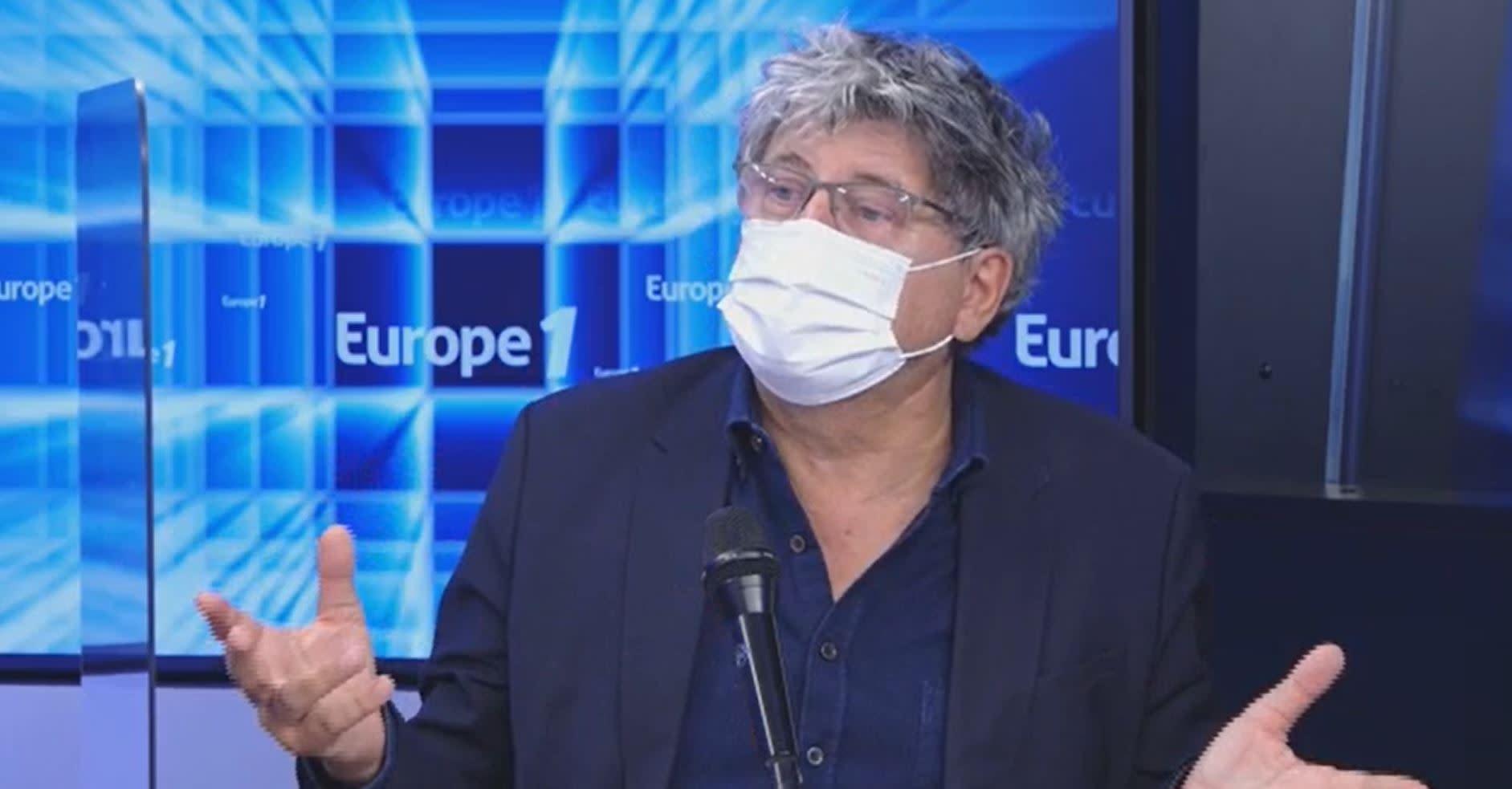 """Coronavirus : pour le LFI Eric Coquerel, le pass sanitaire est """"autoritaire et arbitraire"""""""