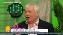 Biggins makes first TV appearance since CBB controversy