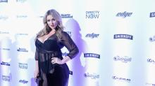 Plus-size model Hunter McGrady looks amazing in the Sports Illustrated Swimsuit Issue and on the red carpet
