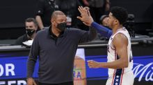 McCaffery: As NBA season resumes, Sixers on their way to being a 'great team'
