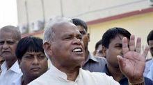 In Setback to Opposition Alliance, Jitan Ram Manjhi's HAM (S) Quits Grand Alliance ahead of Bihar Polls
