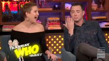 Colin Hanks doesn't recognize a single Tom Hanks movie quote during game