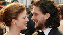 Kit Harington & Rose Leslie's Wedding Invitations Are   Game of Thrones Themed