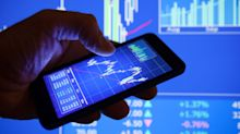 Which online stock brokers have the most active traders?