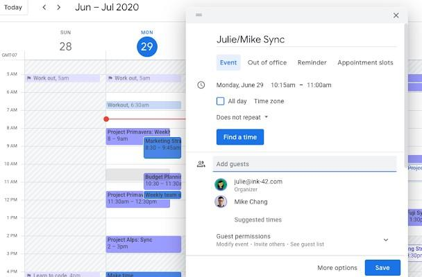 Google makes it easier to add more info to Calendar events