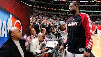 TNT, ESPN reportedly going after Wade