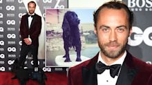 The touching reason James Middleton took his dog to the GQ Awards