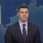 'SNL': Weekend Update Tackles CDC Lifting Mask Mandate
