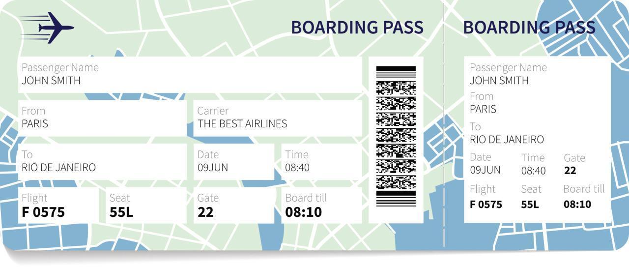 Your Boarding Pass Could Get You Hacked... Here's How