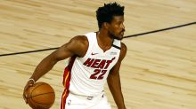 Butler misses Heat practice, teammate hints he's isolating