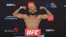 Novo campeão dos moscas no UFC, Deiveson Figueiredo é o convidado do 'Giro Combate'