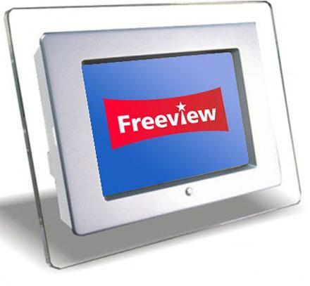 Elonex unveils Freeview-equipped LNXpf7 digital picture frame