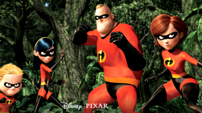 Disney releases first The Incredibles 2 teaser