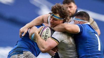 Rugby - Tests - Lions - Justin Tipuric remplace Hamish Watson avec les Lions britanniques pour le test contre le Japon