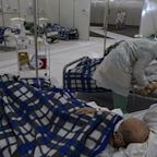 Coronavirus: WHO reports record global rise in daily cases as pandemic intensifies in Americas