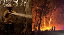 All bush and grass fires across NSW are now contained