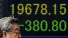 Nikkei Dips As NKorea Tensions, Japan Snap Election Weigh On Asian Shares