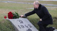 Putin insiste na necessidad de organizar 'transferência de poder na Rússia'