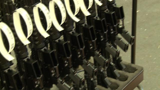 State Rep. Lures CT Gunmakers to South Carolina