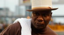 Ving Rhames held at gunpoint by police in own home after neighbour reported break in by 'large black man'