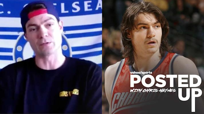 Posted Up - Adam Morrison on playing in Charlotte, trade to LA was joining 'real NBA'