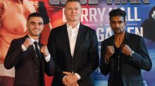 Dharry ready for Aussie boxing challenge