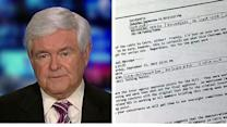 Gingrich says Benghazi is a 'willful hiding from the truth'