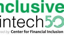 Inclusive Fintech50 Lanza la Competencia 2021 para Reconocer a las Empresas de Tecnología Financiera en Fase Inicial Que Impulsan la Innovación en una Era de Incertidumbre