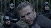 David Beckham's dodgy King Arthur cameo revealed
