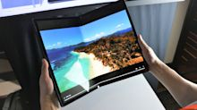 The future of foldable tablets got clearer at CES 2020
