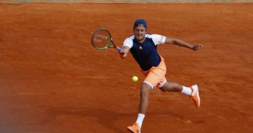 Tennis - Monte-Carlo - Lucas Pouille : «Je me sens bien»
