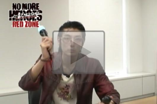 Let Travis Touchdown show you how to play No More Heroes with Move
