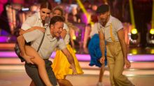 First 'Strictly' Lindy Hop-a-thon ends in scoring disaster