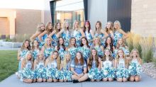 Utah school omits teen with Down's syndrome from cheer team photo