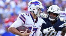 Chargers open up as 6-point underdogs vs. Bills in Week 12